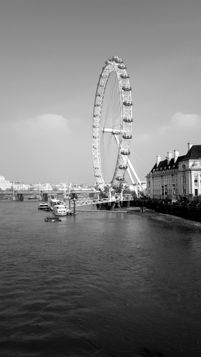 From the Westminster Bridge
